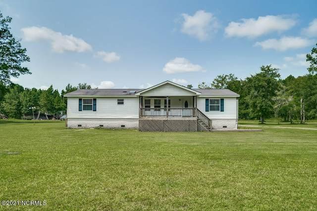 345 Copperhead Lane, Burgaw, NC 28425 (MLS #100283701) :: CENTURY 21 Sweyer & Associates