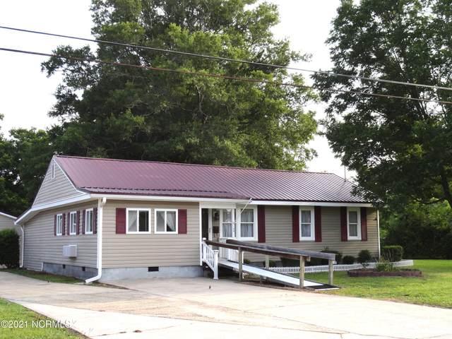 109 Dogwood Street, Havelock, NC 28532 (MLS #100283714) :: Berkshire Hathaway HomeServices Hometown, REALTORS®
