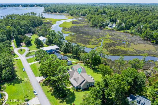 556 Groves Point Drive, Hampstead, NC 28443 (MLS #100283730) :: The Oceanaire Realty