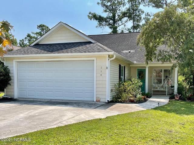 114 Holly Tree Lane, Hampstead, NC 28443 (MLS #100283731) :: Lynda Haraway Group Real Estate