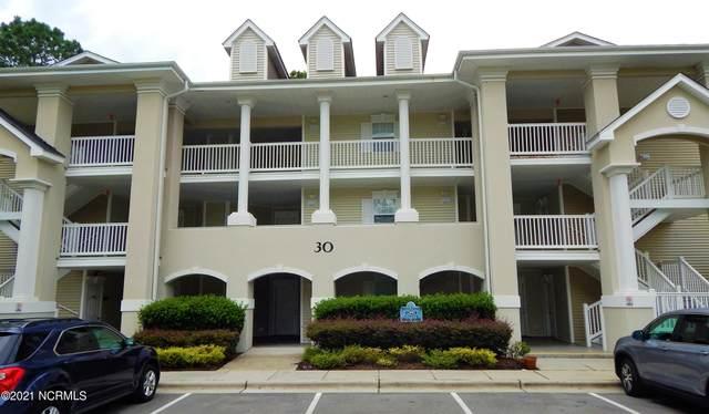 1215 N Middleton Drive NW #3007, Calabash, NC 28467 (MLS #100283732) :: David Cummings Real Estate Team