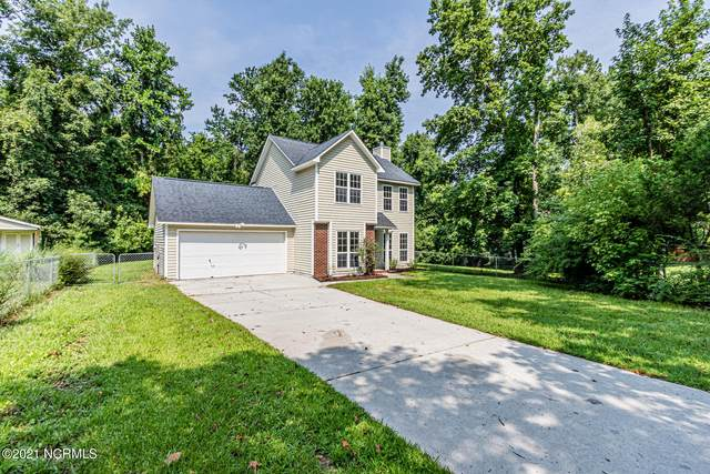 111 Sweetwater Drive, Jacksonville, NC 28540 (MLS #100283747) :: The Oceanaire Realty