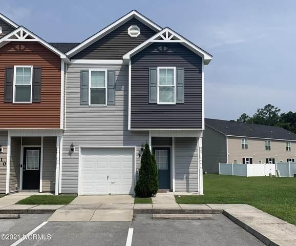 108 Waterstone Lane, Jacksonville, NC 28546 (MLS #100283750) :: RE/MAX Elite Realty Group