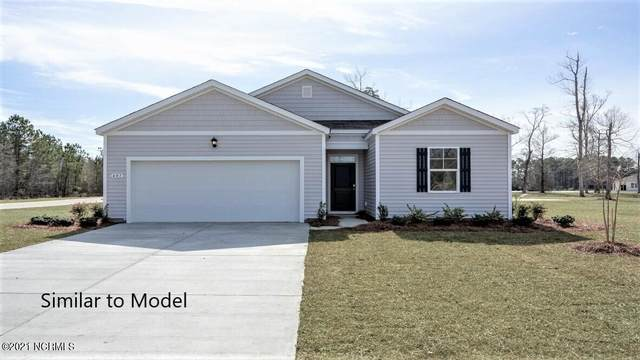 2516 Beaver Dam Lane Lot 79, Wilmington, NC 28401 (MLS #100283757) :: Shapiro Real Estate Group