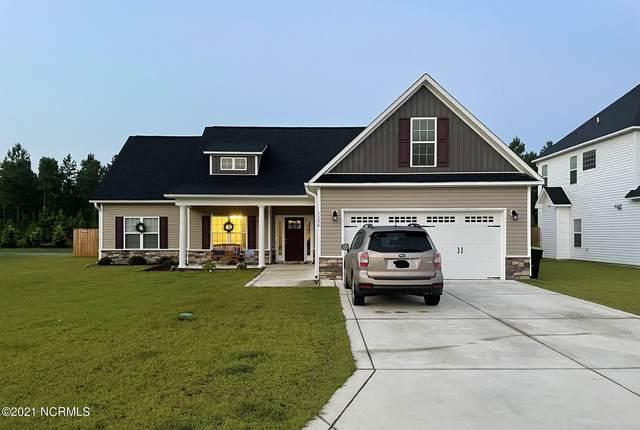 1136 Amberjack Court, New Bern, NC 28562 (MLS #100283766) :: Watermark Realty Group