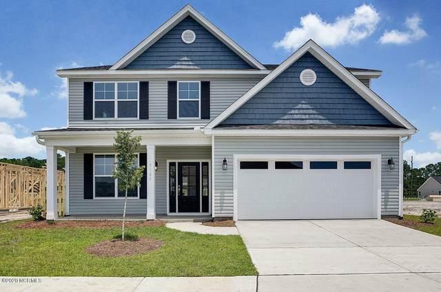4857 Goodwood Way, Wilmington, NC 28412 (MLS #100283775) :: CENTURY 21 Sweyer & Associates