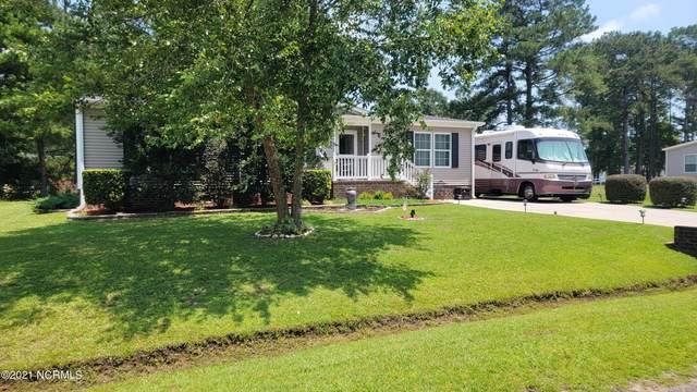 987 Palmer Drive, Carolina Shores, NC 28467 (MLS #100283780) :: Frost Real Estate Team