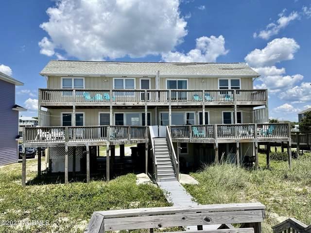 8611 Ocean View Drive E&W, Emerald Isle, NC 28594 (MLS #100283803) :: CENTURY 21 Sweyer & Associates