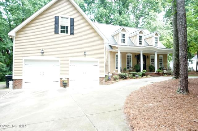 1020 Brookside Drive NW, Wilson, NC 27893 (MLS #100283805) :: The Oceanaire Realty