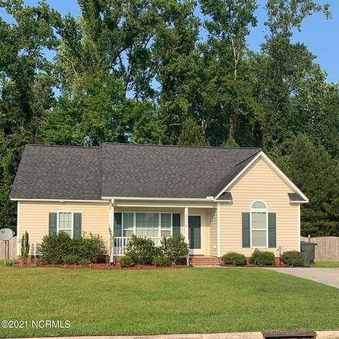 3112 Pacolet Drive, Greenville, NC 27834 (MLS #100283820) :: Berkshire Hathaway HomeServices Prime Properties