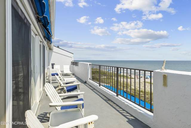 351 Salter Path Road #405, Pine Knoll Shores, NC 28512 (MLS #100283831) :: The Oceanaire Realty