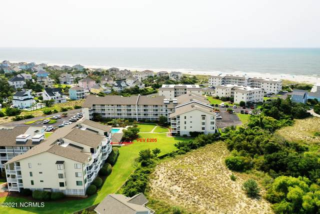 10300 Coast Guard Road 205E, Emerald Isle, NC 28594 (MLS #100283841) :: Lynda Haraway Group Real Estate