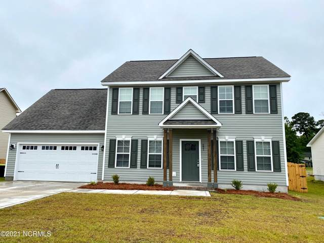 221 Holly Grove Court E, Jacksonville, NC 28540 (MLS #100283854) :: The Oceanaire Realty