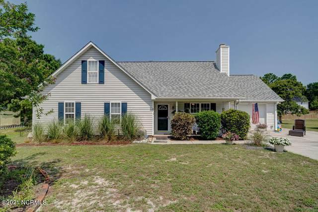 6818 Lipscomb Drive, Wilmington, NC 28412 (MLS #100283855) :: CENTURY 21 Sweyer & Associates