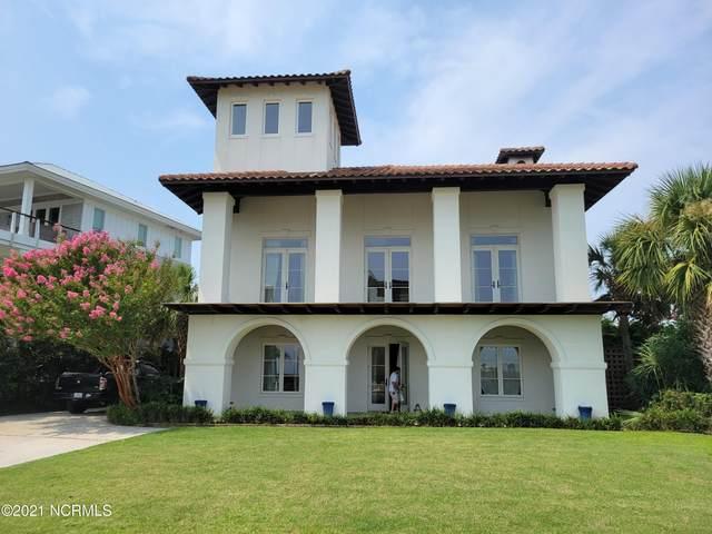 417 Oceana Way, Carolina Beach, NC 28428 (MLS #100283858) :: The Oceanaire Realty