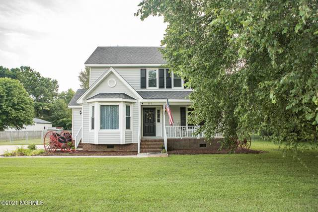 685 Davenport Farm Road, Winterville, NC 28590 (MLS #100283871) :: Castro Real Estate Team