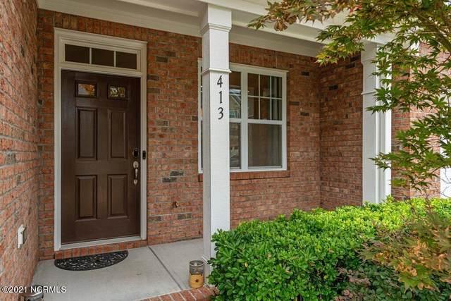 413 Newcastleton Drive, Wilmington, NC 28412 (MLS #100283877) :: CENTURY 21 Sweyer & Associates