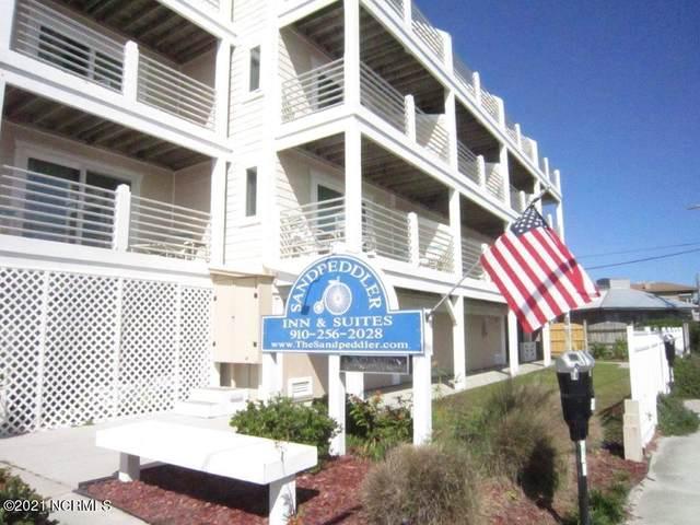 15 Nathan Street #302, Wrightsville Beach, NC 28480 (MLS #100283879) :: Lynda Haraway Group Real Estate