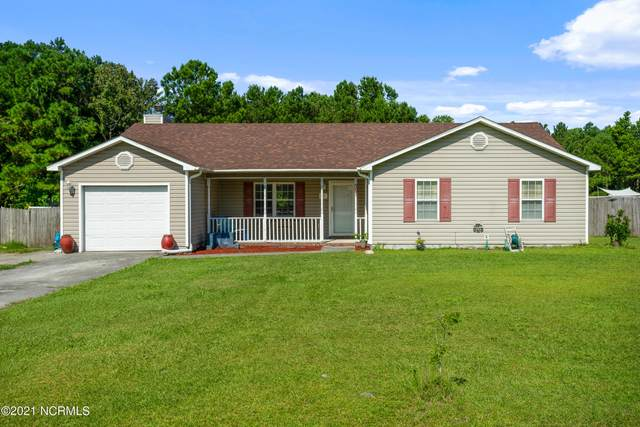 265 Bannermans Mill Road, Richlands, NC 28574 (MLS #100283882) :: Holland Shepard Group