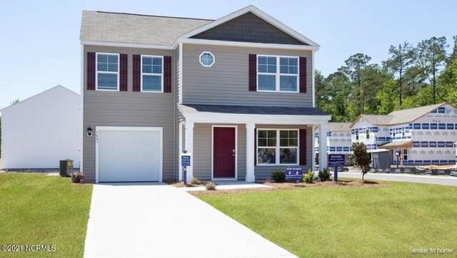 379 High Ridge Court Lot 27, Sneads Ferry, NC 28460 (MLS #100283886) :: The Oceanaire Realty