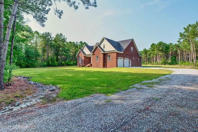 744 Jackson Store Road, Beulaville, NC 28518 (MLS #100283888) :: Lynda Haraway Group Real Estate