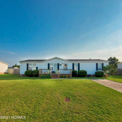 310 Windy Branch Way, Jacksonville, NC 28540 (MLS #100283891) :: The Oceanaire Realty