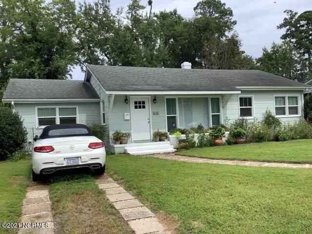 516 Thomas Avenue, Wilmington, NC 28405 (MLS #100283893) :: CENTURY 21 Sweyer & Associates