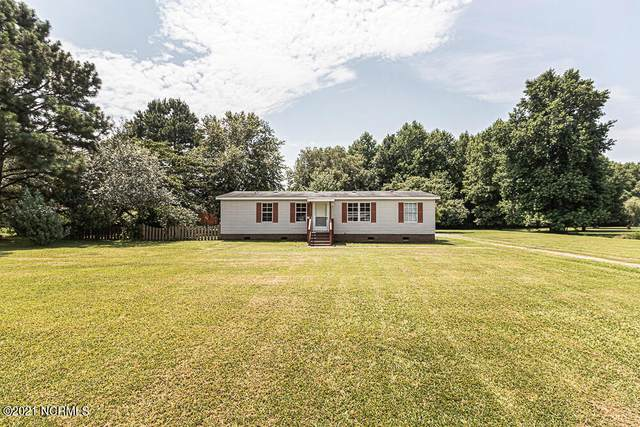 1577 Old County Home Road, Tarboro, NC 27886 (MLS #100283906) :: The Oceanaire Realty