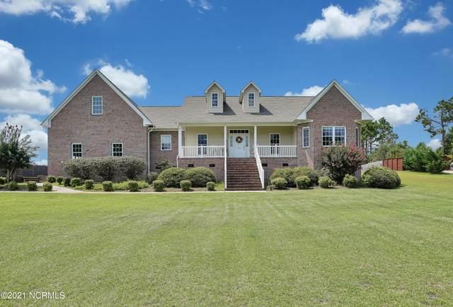 126 Dogwood Lane, Hampstead, NC 28443 (MLS #100283910) :: Lynda Haraway Group Real Estate