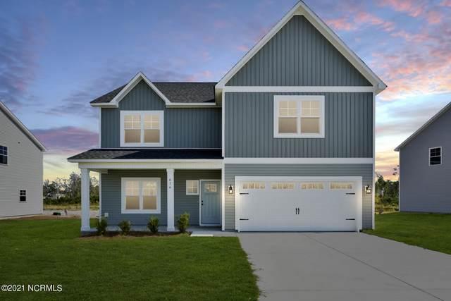 110 Ruby Yopp Circle, Sneads Ferry, NC 28460 (MLS #100283921) :: David Cummings Real Estate Team