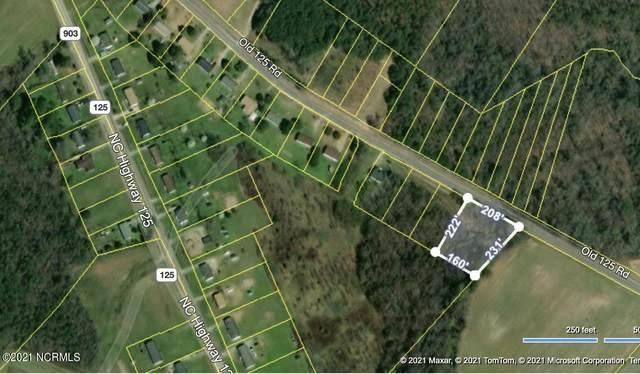 0 Old Hwy 125, Halifax, NC 27839 (MLS #100283928) :: Watermark Realty Group