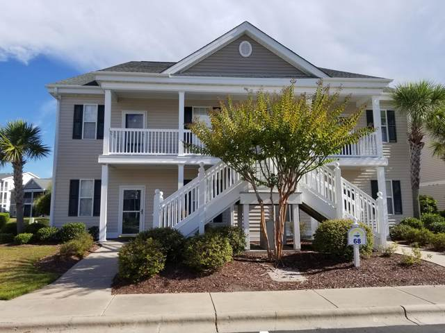 961 Great Egret Circle SW C, Shallotte, NC 28468 (MLS #100283932) :: The Keith Beatty Team