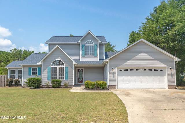 111 Mainsail Drive, Sneads Ferry, NC 28460 (MLS #100283943) :: The Oceanaire Realty