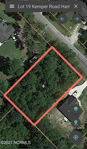 Lot 19 Kemper Road, Hampstead, NC 28443 (MLS #100283955) :: CENTURY 21 Sweyer & Associates