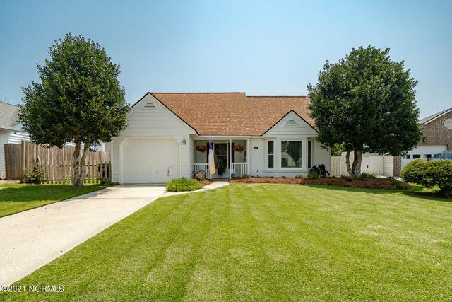 604 Mandy Court, Morehead City, NC 28557 (MLS #100283958) :: The Oceanaire Realty