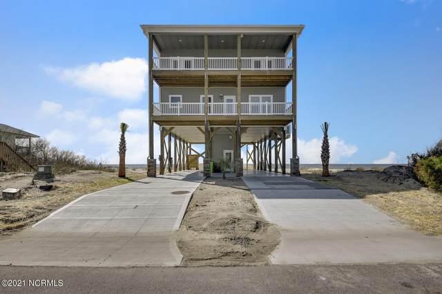 2911 E Beach Drive, Oak Island, NC 28465 (MLS #100283965) :: Berkshire Hathaway HomeServices Prime Properties