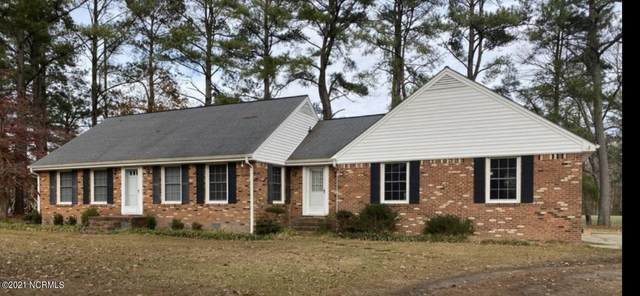 2497 Gray Road, Chocowinity, NC 27817 (MLS #100283975) :: Berkshire Hathaway HomeServices Prime Properties