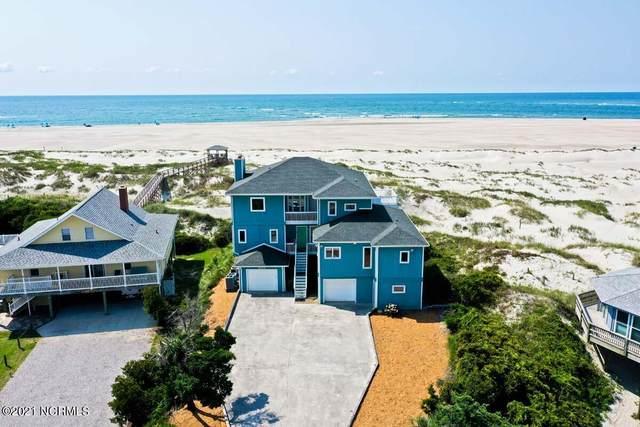 11207 Inlet Drive, Emerald Isle, NC 28594 (MLS #100283976) :: Lynda Haraway Group Real Estate