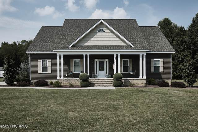 3982 Bend Of The River Road, Elm City, NC 27822 (MLS #100283977) :: The Oceanaire Realty