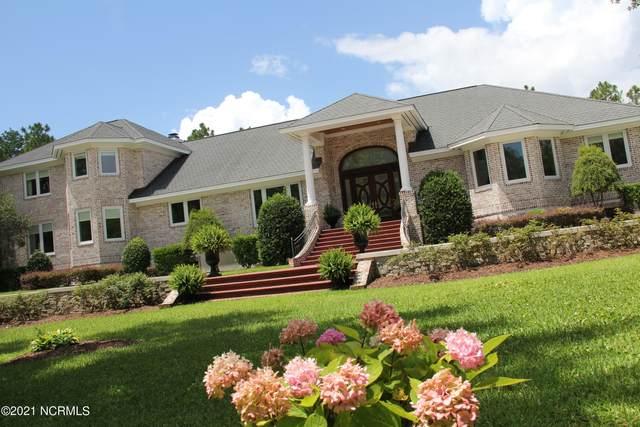 137 Trombay Drive, Wilmington, NC 28412 (MLS #100283984) :: David Cummings Real Estate Team