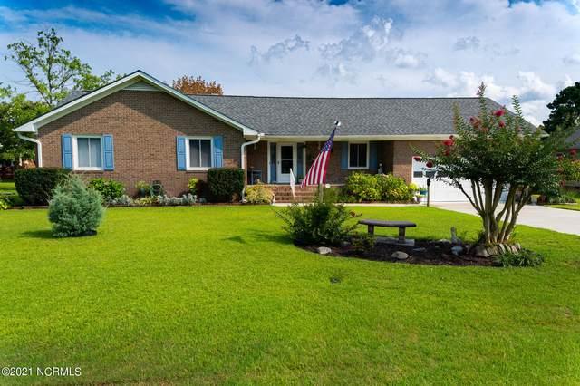 1108 Pelican Drive, New Bern, NC 28560 (MLS #100283986) :: CENTURY 21 Sweyer & Associates