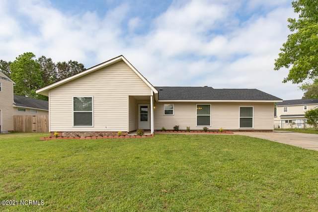 404 Sharon Way, Jacksonville, NC 28546 (MLS #100284004) :: The Oceanaire Realty
