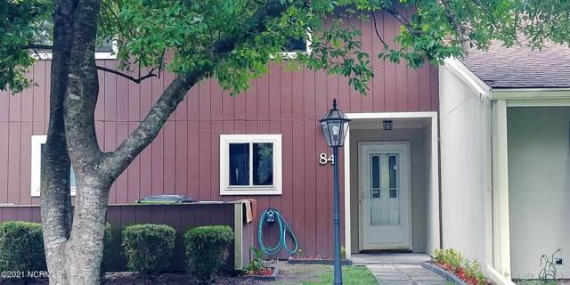 84 Quarterdeck Townes, New Bern, NC 28562 (MLS #100284021) :: CENTURY 21 Sweyer & Associates