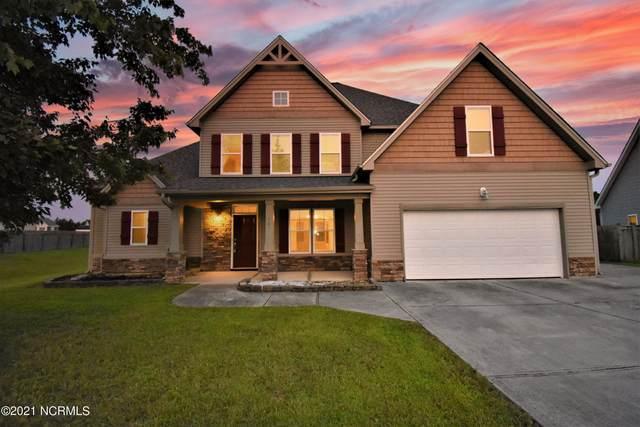 103 Hills Lorough Loop, Jacksonville, NC 28546 (MLS #100284023) :: RE/MAX Elite Realty Group
