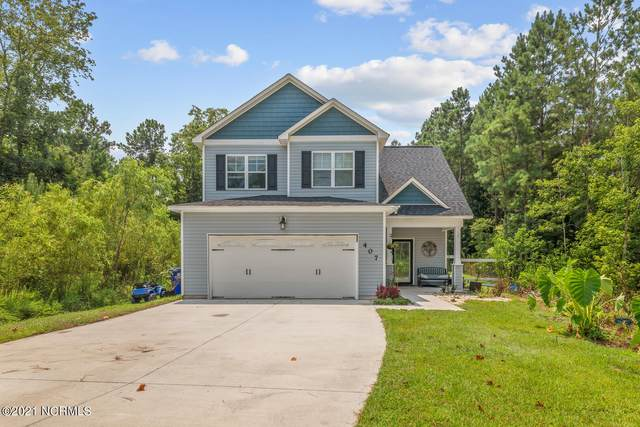 407 Old Stage Road, Richlands, NC 28574 (MLS #100284038) :: Watermark Realty Group