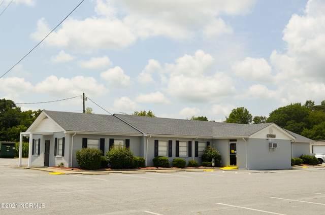 9157 W West Marlboro Road, Farmville, NC 27828 (MLS #100284046) :: Berkshire Hathaway HomeServices Prime Properties