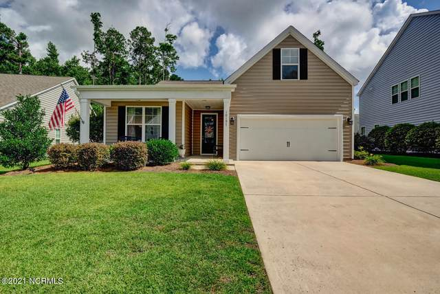 10197 Hawkeswater Boulevard, Leland, NC 28451 (MLS #100284050) :: Great Moves Realty