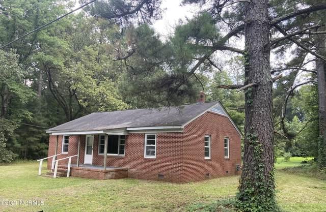 301 E Weaver Street, Whitakers, NC 27891 (MLS #100284052) :: Lynda Haraway Group Real Estate