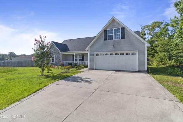 311 Forbes Lane, Jacksonville, NC 28540 (MLS #100284055) :: CENTURY 21 Sweyer & Associates