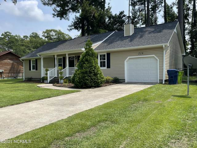 224 Nottingham Drive, Havelock, NC 28532 (MLS #100284060) :: The Oceanaire Realty